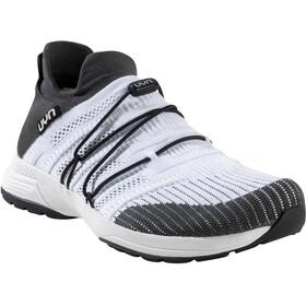 UYN Free Flow Tune Shoes Men, wit/grijs